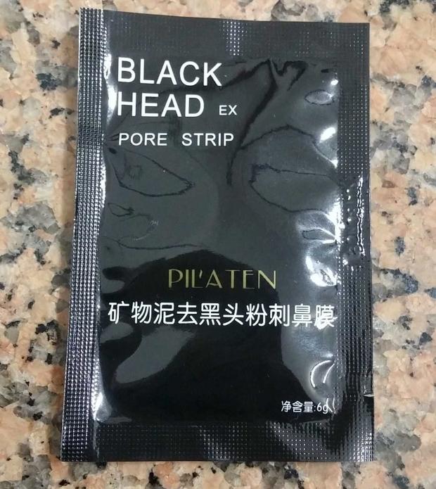Black-Head-tira-cravos-máscara-preta