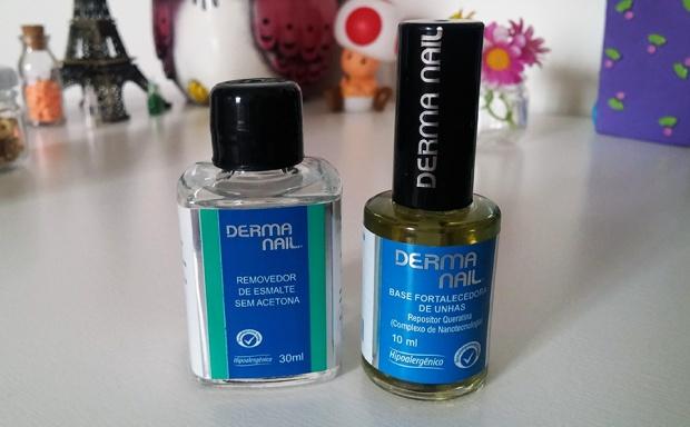Derma Nail (obrigada pelo produto Keune, adorei!)
