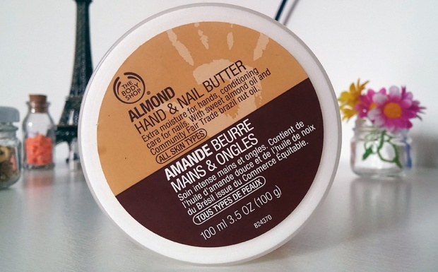 Almond Hand & Nail Butter - The Body Shop