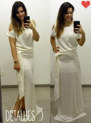 vestido gregão