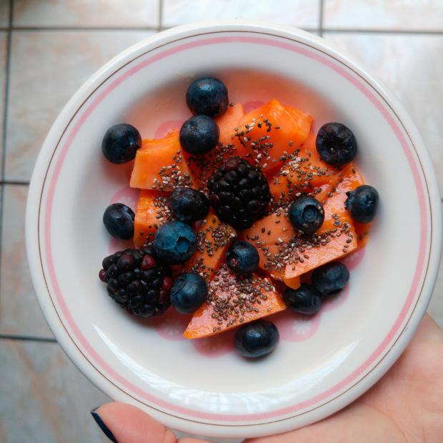 Café da manhã de blogueira Ryca e Phyna gentem! Não é todo dia! rss